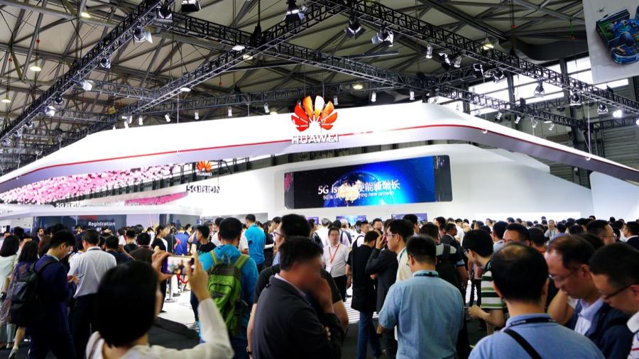 Huawei booth N1 MWC19