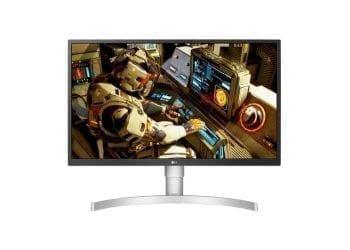 LG 27UL500 4K gaming monitor