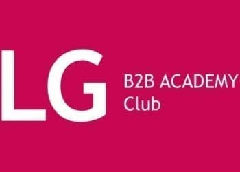 LG B2B Academy Club logo
