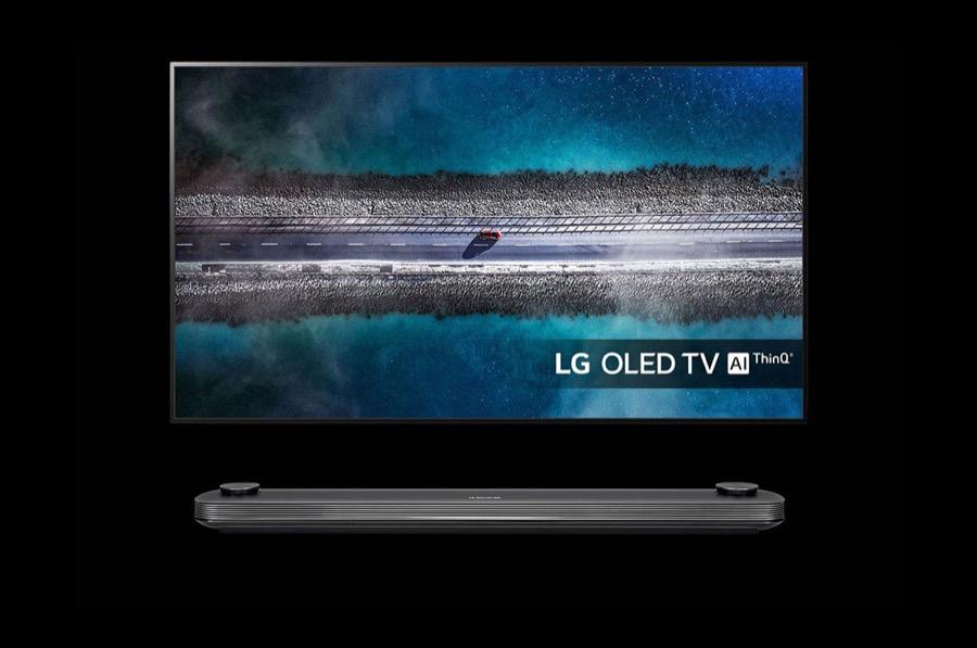 LG Signature OLED TV 77 w9
