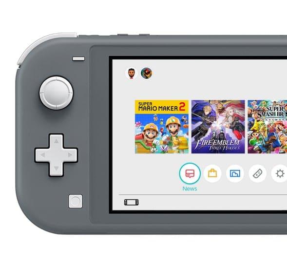 Nintendo Switch Lite 12