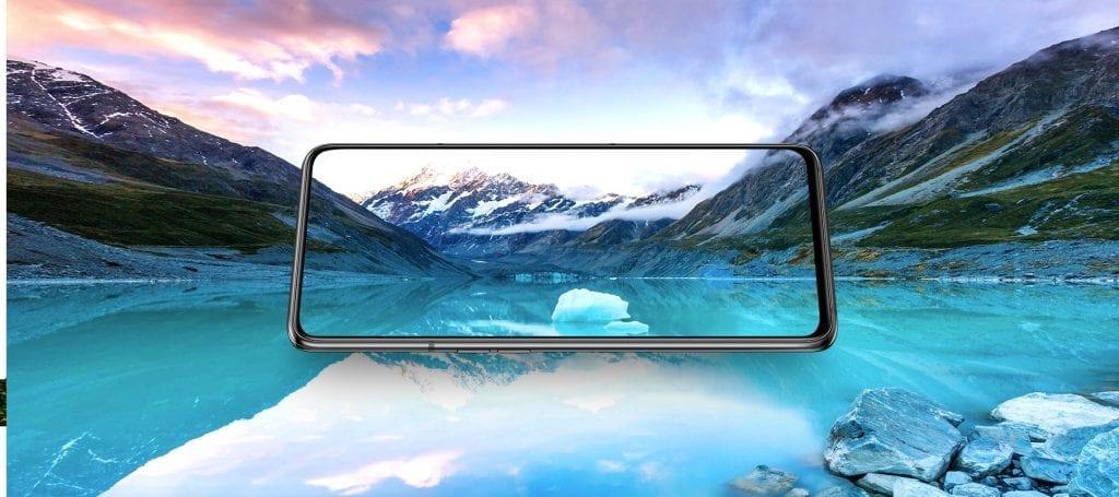 Samsung Galaxy A80 hero