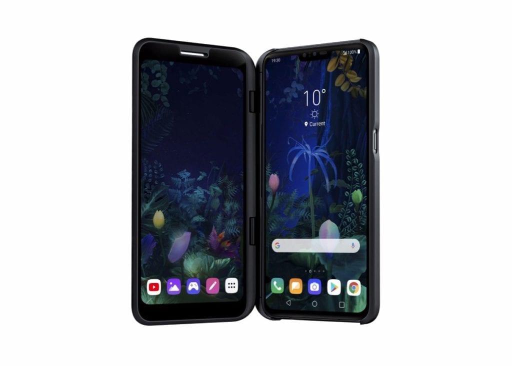 Dual Screen for LG V50 ThinQ 5G