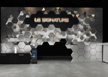 IFA 2019 LG Signature facade