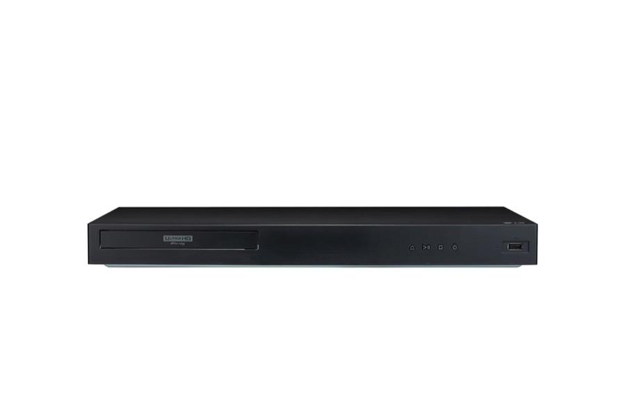 LG Blu ray player UBK80