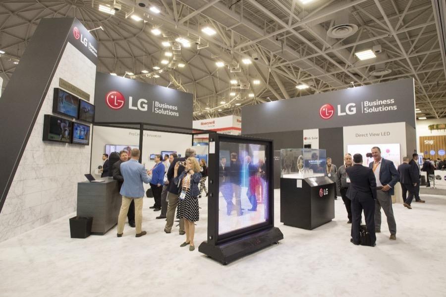 LG Hotel TVs with Alexa for Hospitality 1