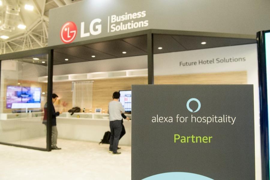 LG Hotel TVs with Alexa for Hospitality 6