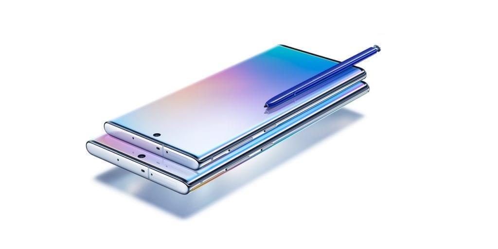 Samsung Galaxy Note10 hero