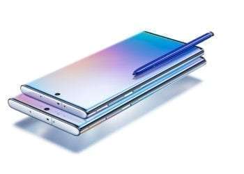 Samsung Galaxy Note10 hero