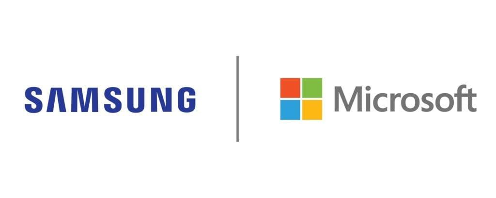 Samsung Microsoft partnership