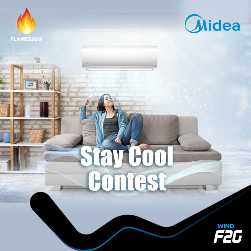 WIND F2G Midea Stay Cool