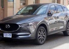 2018 Mazda CX 5 (KF) GT AWD wagon (2018 09 28)