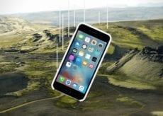 Haukur Snorrason iPhone 6s fall