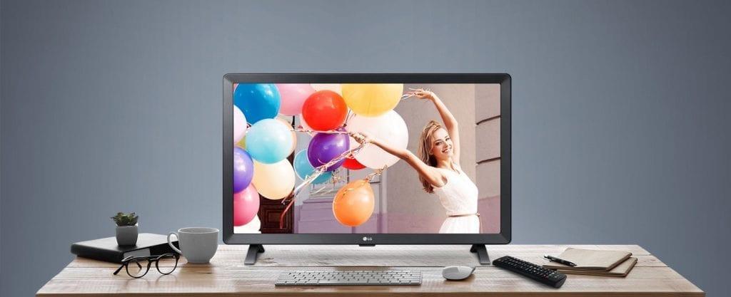 LG 24tl520s pz tv monitor 2