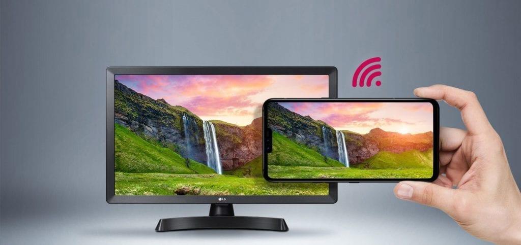 LG tv monitors smart hd ready wi fi 0