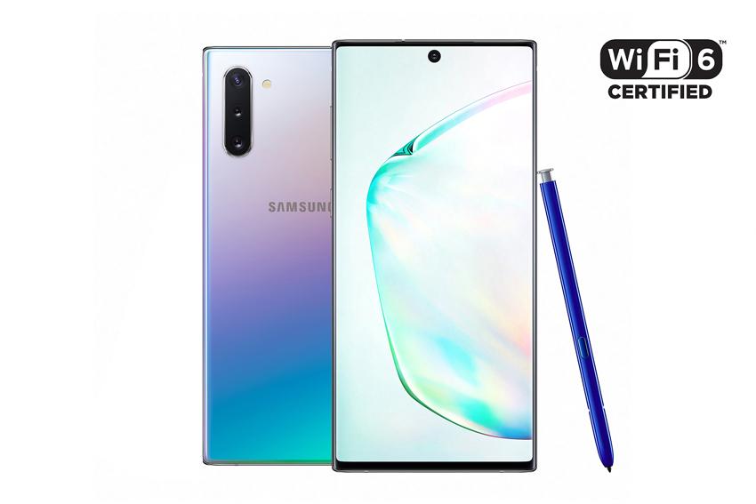 Samsung Galaxy Note10 WiFi 6