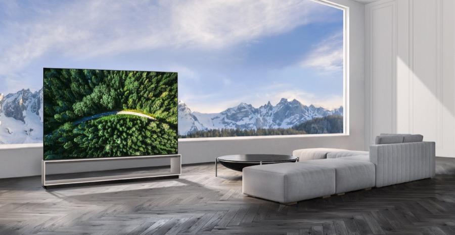 lg signature oled 8k tv model 88z9 1 0