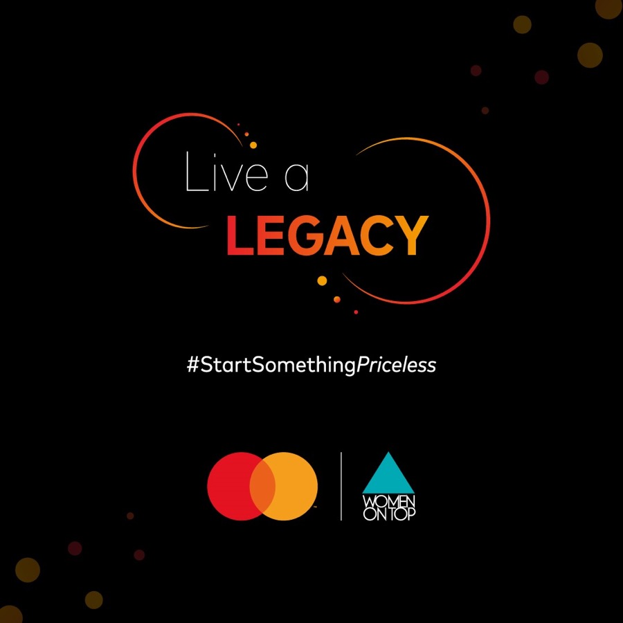 Live A Legacy: H ξεχωριστή πρωτοβουλία της Mastercard και του Women On Top