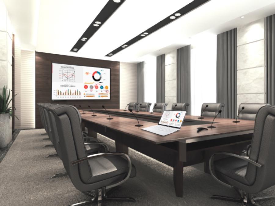 LG TR3BF interactive digital boards 1 0