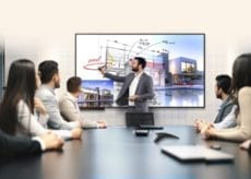 LG TR3BF interactive digital boards 2 0