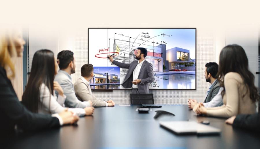 LG TR3BF interactive digital boards 2 0