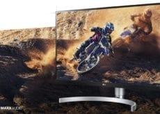 LG UHD 4K HDR monitor 27ul850 w maxxaudio technology