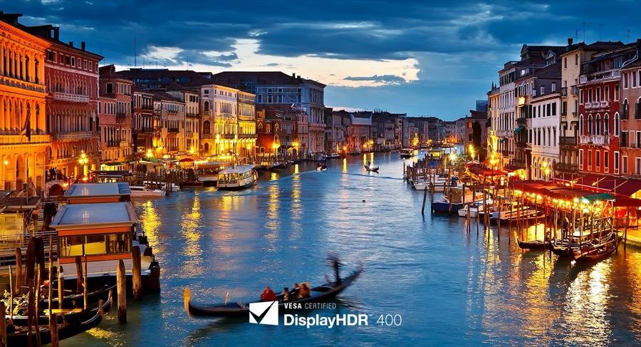 LG UHD 4K HDR monitor 27ul850 w vesa display HDR