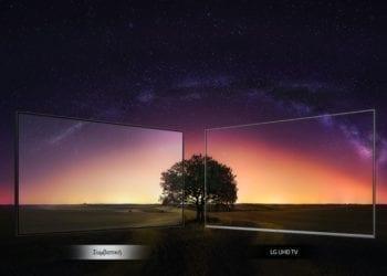 LG UHD TV 4K