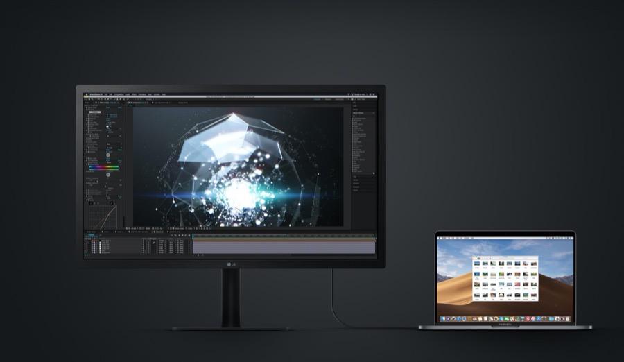 LG UltraFine 4K monitor 24MD4KL B 3