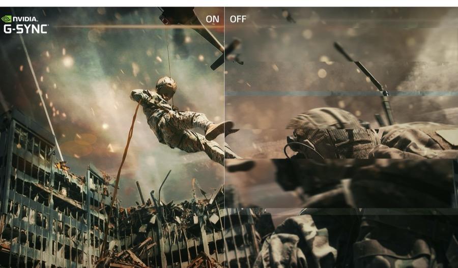 LG UltraWide Gaming Monitor 34GL750 B nvidia G sync