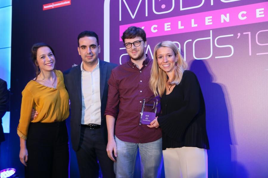 MyEdenred Mobile Excellence Awards 2019