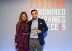 Public Fortune Greece Most Admired Companies 2019