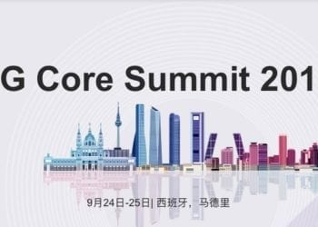 Huawei 5G Core Summit 2019
