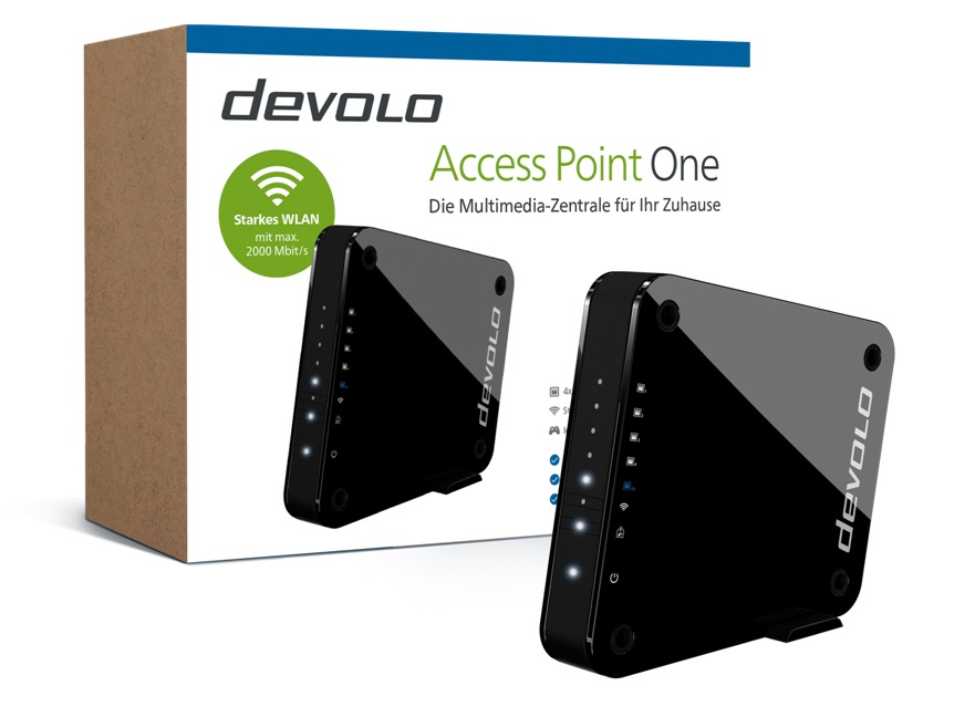 Packshot devolo Access Point One