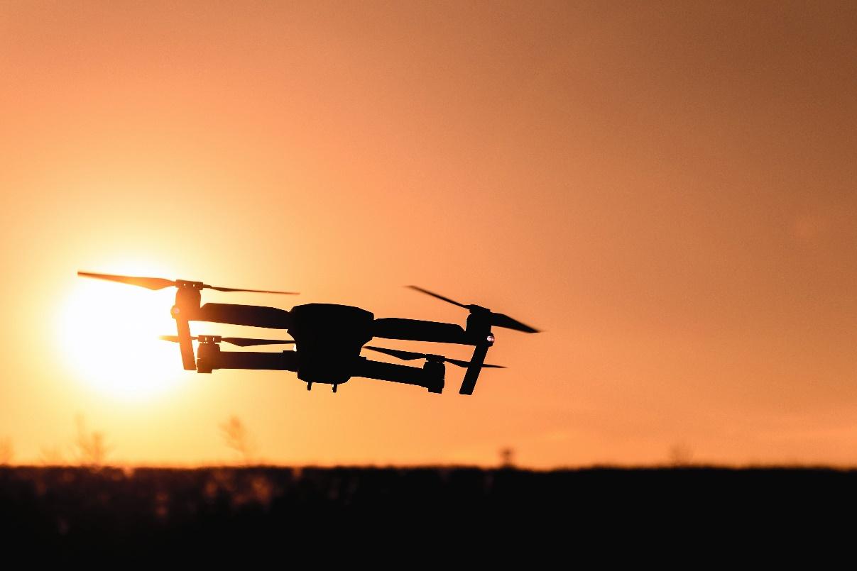 Thales EagleSHIELD drone