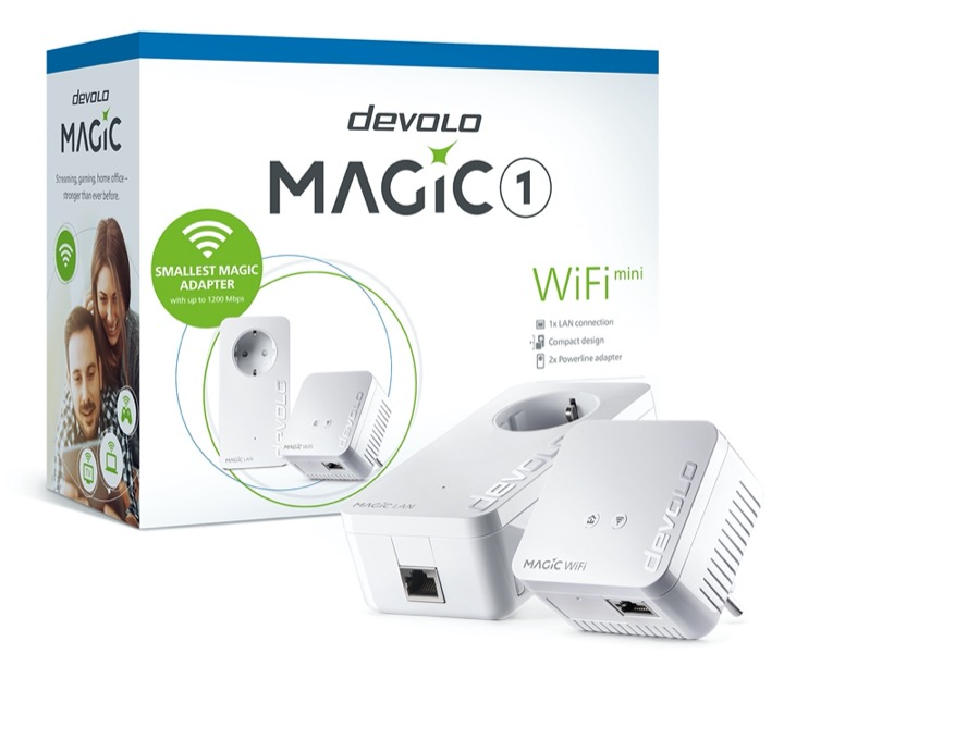 devolo Magic 1 WiFi mini kit