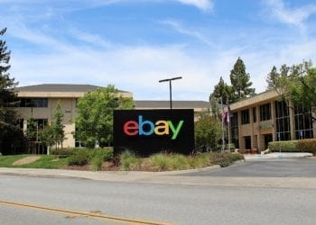 eBay headquarters 2018