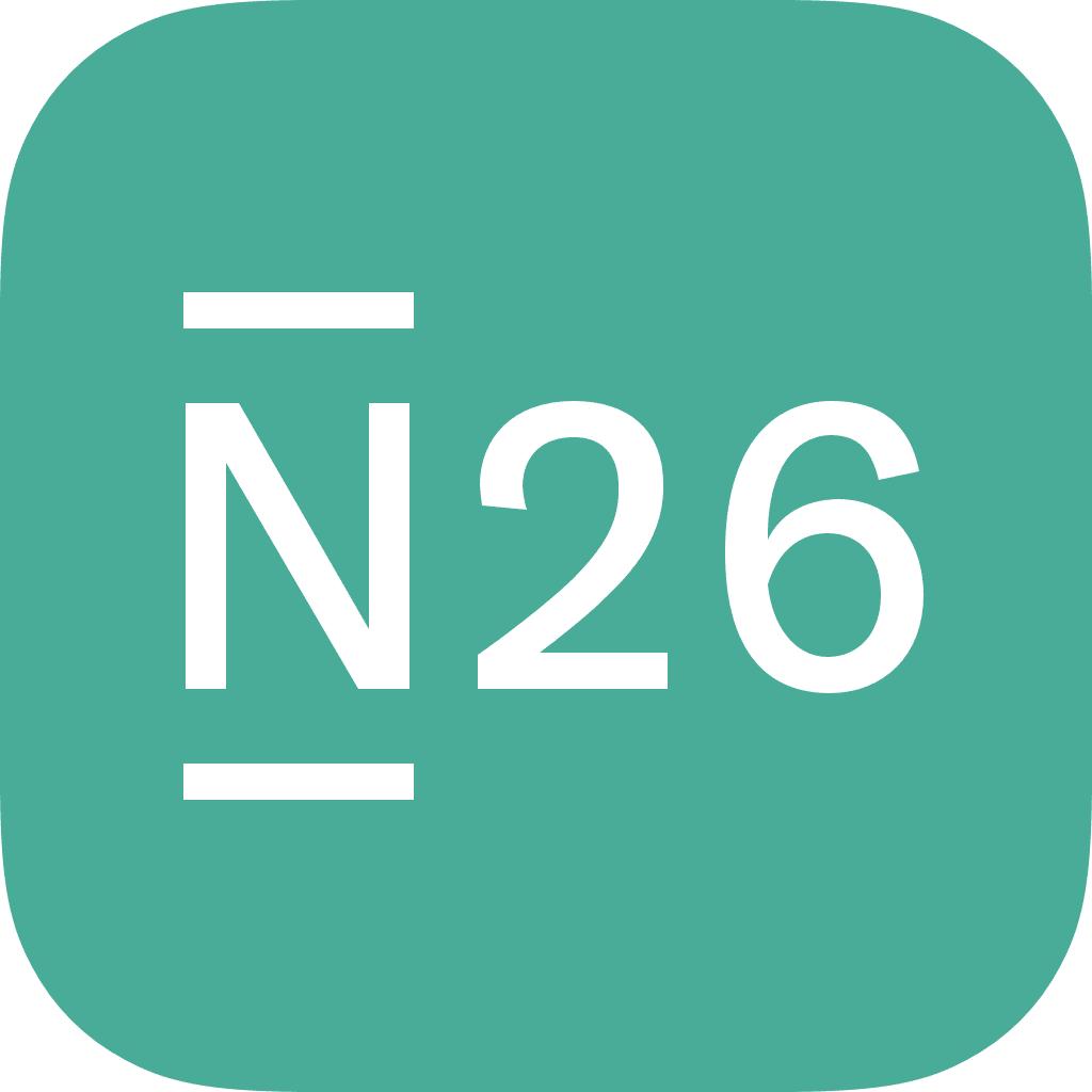 N26 App Icon