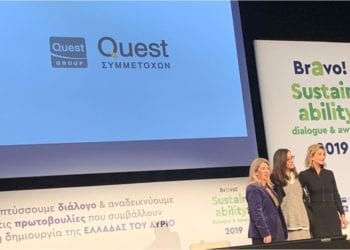 Quest BRAVO awards