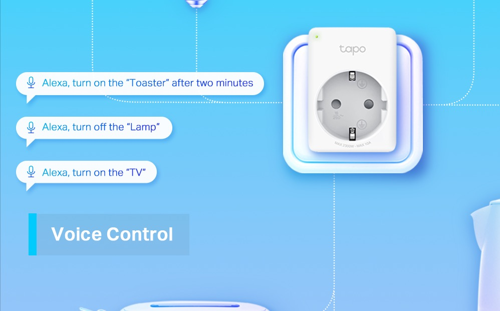Tapo P100 Smart Plug
