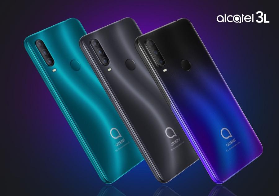 Alcatel 3L (2020) 2
