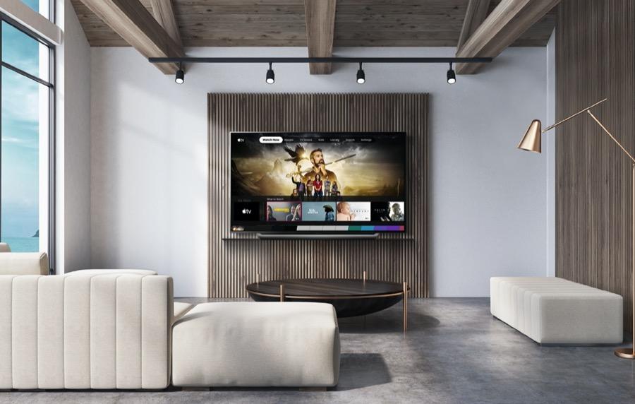 Apple TV app now on 2019 LG TVs