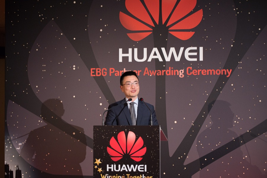 Huawei Channel Partner Awards 2019