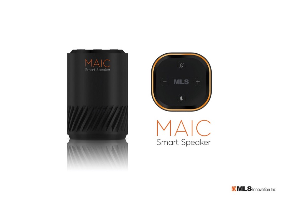 MLS MAIC smart speaker