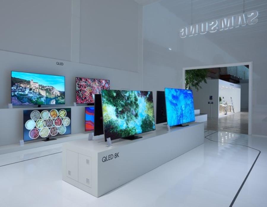 Samsung qled line up 2