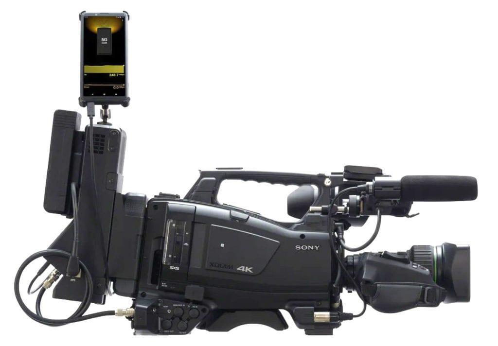 Sony Xperia Pro 5G camera