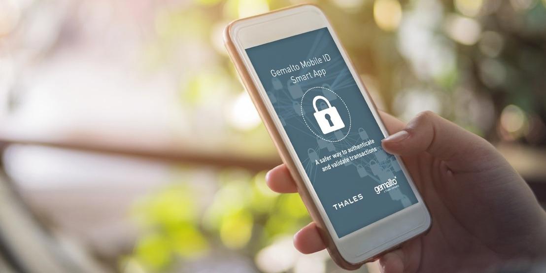 Thales Gemalto Mobile ID Smart App
