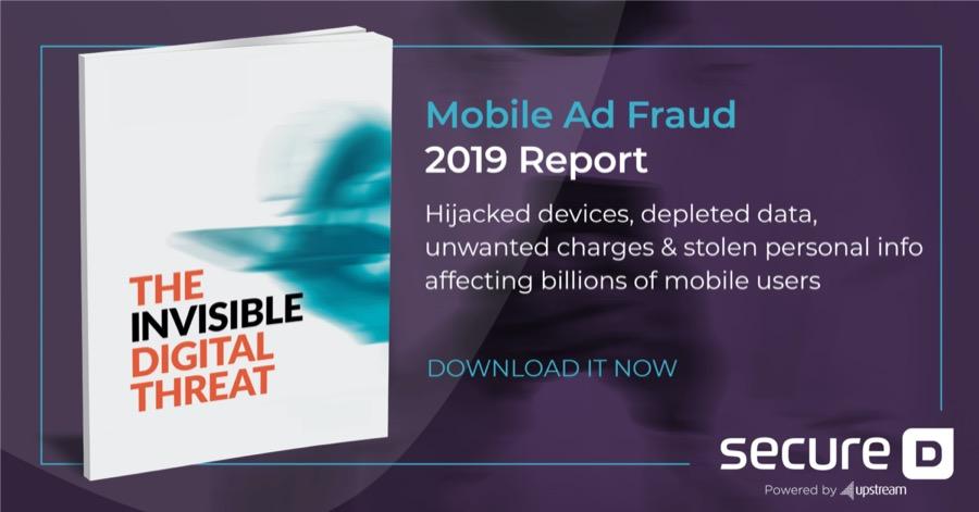 Upstream mobile ad fraud 2019