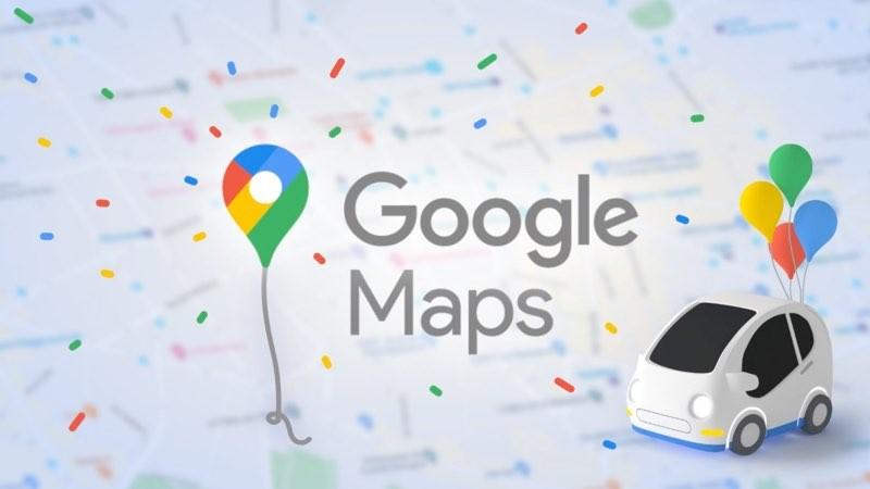 15 Χρόνια Google Maps