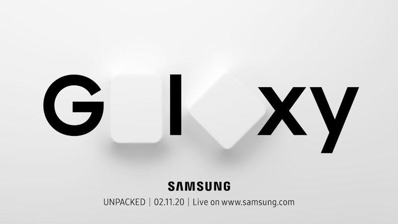 Samsung Galaxy S20 Unpacked Event